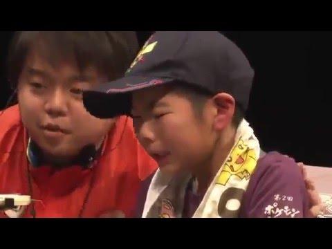【事故】ポケモン公式大会でガルーラ2体にフルボッコにされてしまい号泣する小学生