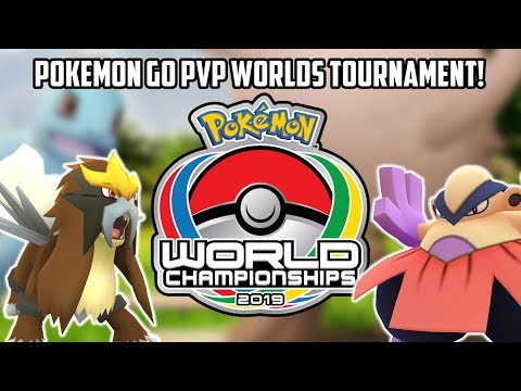 Pokemon GO PVP Worlds Championships finals!