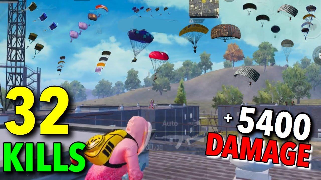 SUPER EPIC RUSH GAMEPLAY!!! | 32 KILLS SOLO VS SQUAD | PUBG MOBILE